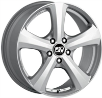 MSW 19 GREY SILVER