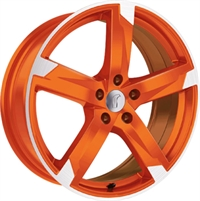 01RZ RACING ORANGE POL