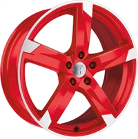 01RZ RACING RED POL