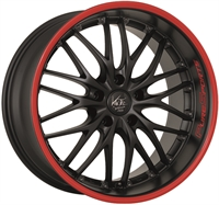 VOLTEC T6 PURESPORTS - COLOR TRIM RED