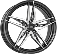 INTERLAGOS GUNMETAL - POLISHED